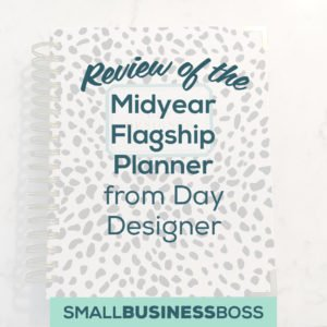 Flagship Planner From Day Designer
