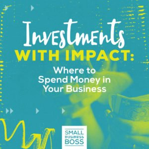 Where to spend your money in business