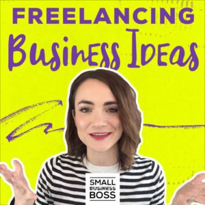 Freelancing business ideas