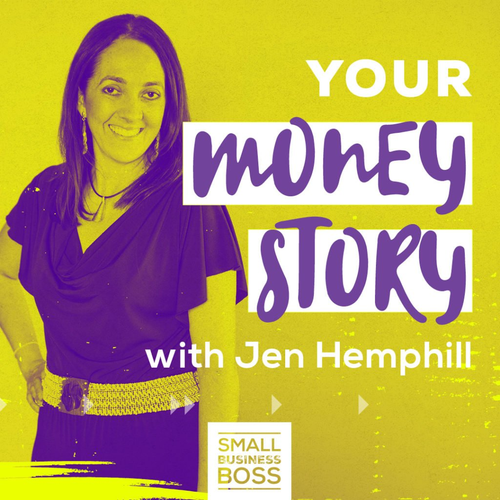 Money story with Jen Hemphill