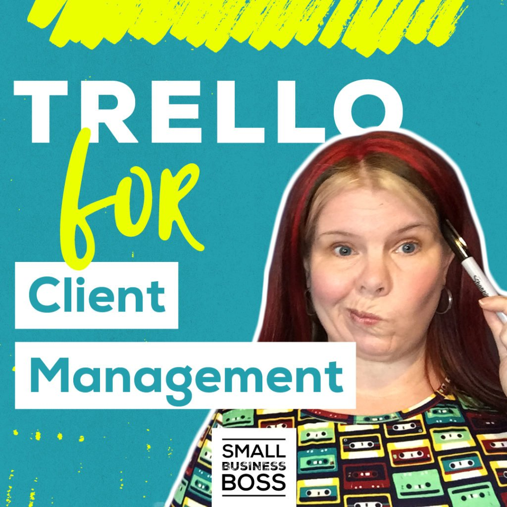 Trello for client management