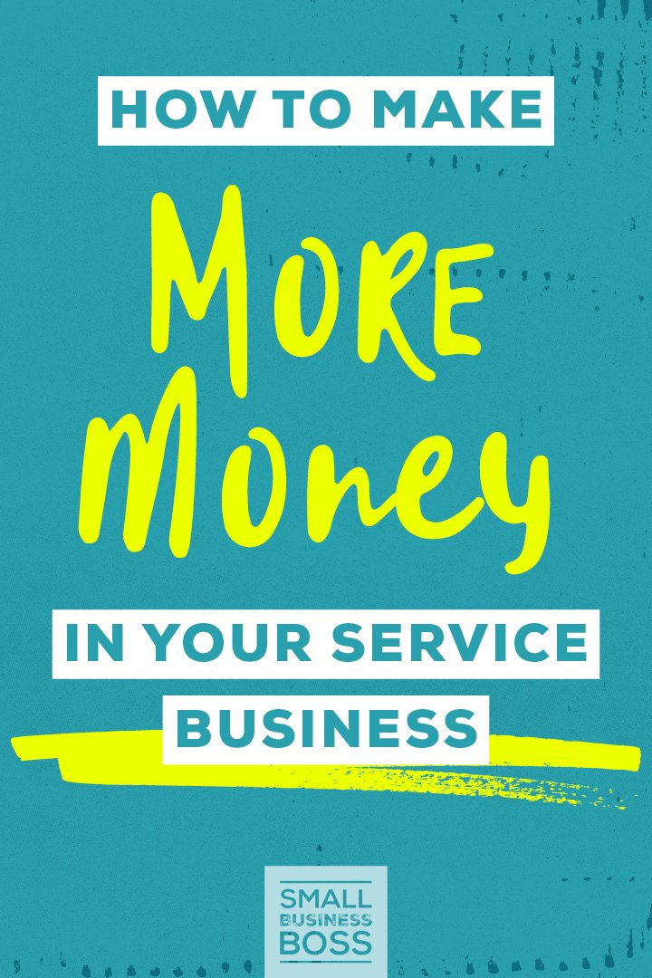 If you run a service biz and want to make more money but can't figure out how to do it without working 80 hours a week, you're not alone. The good news, it CAN be done without burning yourself out. *Pin this post to learn some growth strategies you can use to make more money in your service business.* #onlinebusiness #strategies #makemoney