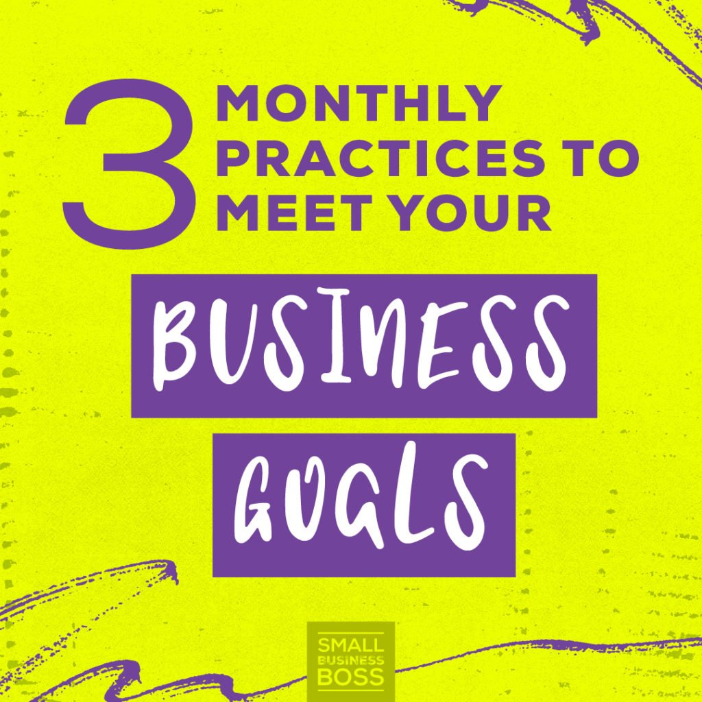 Meet your business goals