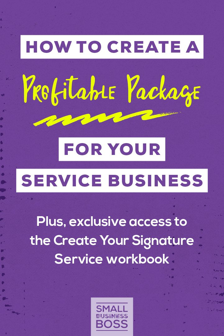 While the idea of packaging services isn't anything new, it's not going to do you much good unless your package is actually profitable. *PIn this post for everything you need to know about how to create a package for your services.* #servicesbusiness #profitablepackage #businessgrowth