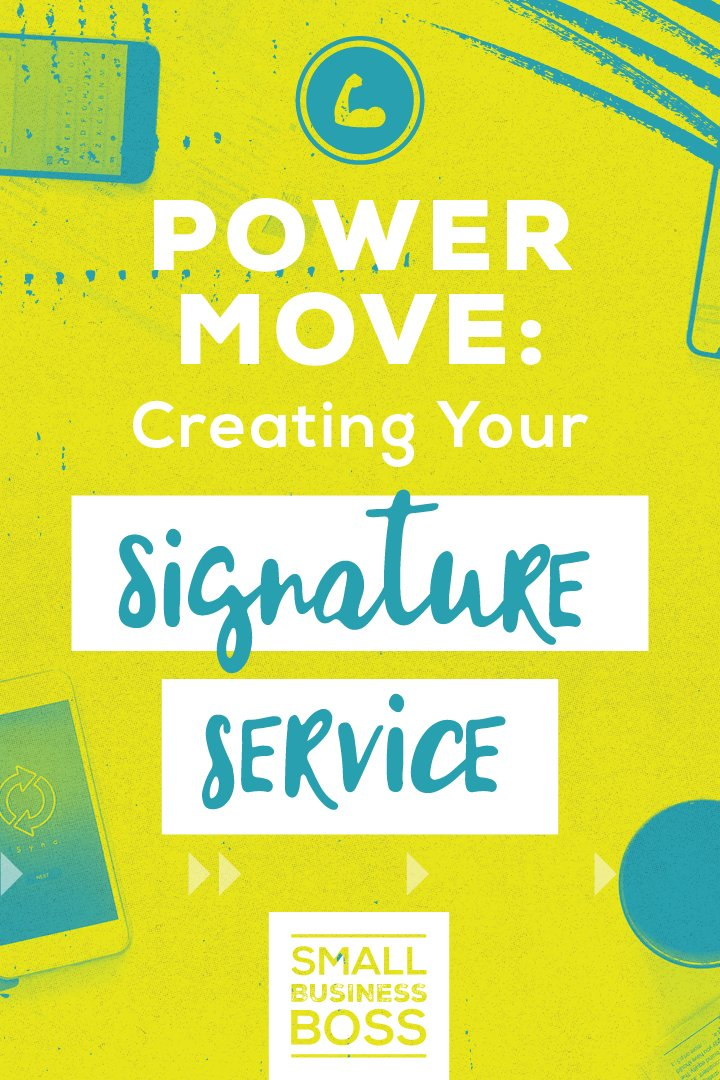 Have you been considering offering a signature service but don't know where to start? *Pin this post to learn everything you need to know about creating a signature service and how it can transform your business.* #servicesbusiness #servicepackage #businessgrowth