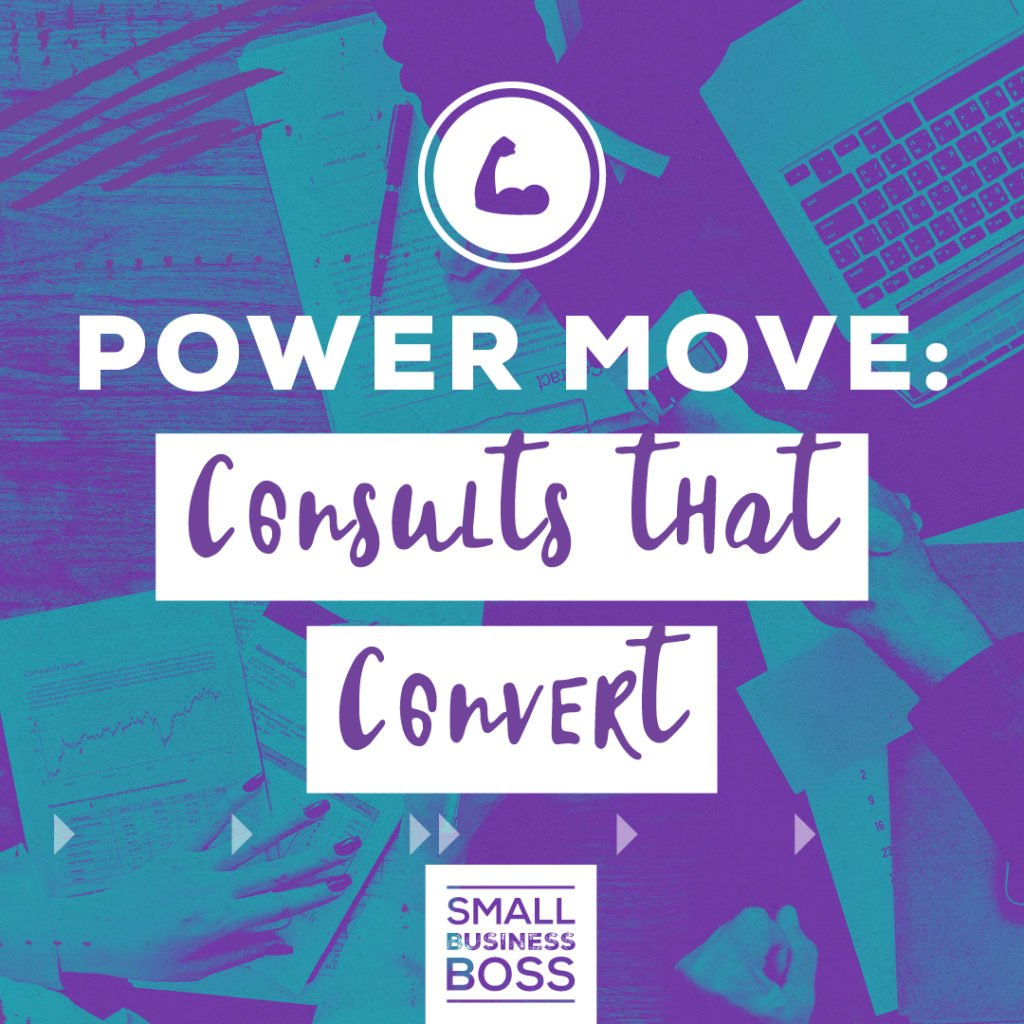 Consults that convert
