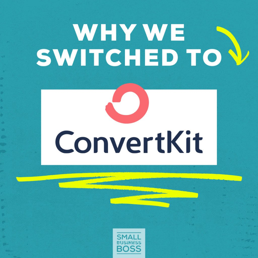 Why We Switched to ConvertKit IG