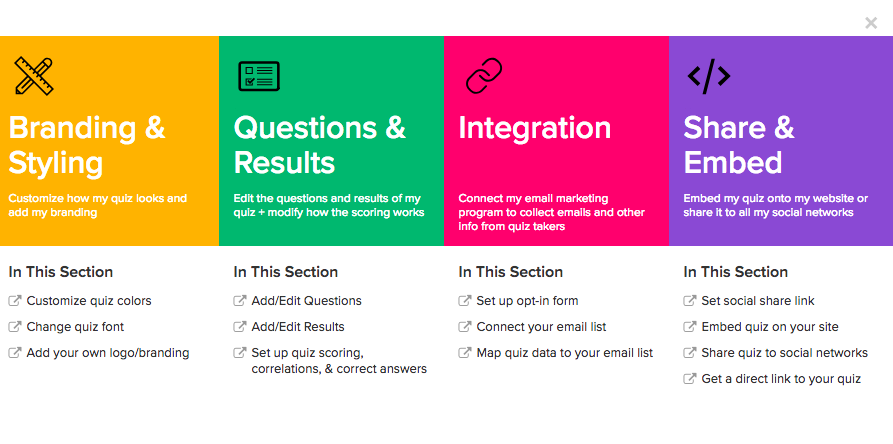 Interact Quiz Builder: Create Lead Generation Quizzes in Minutes
