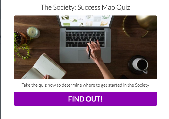 quiz cover page | Small Business Boss