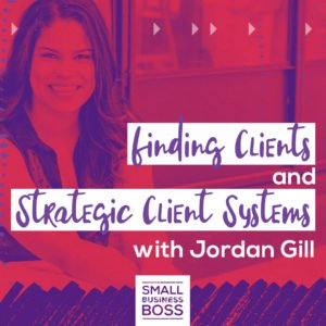 Finding the right clients and strategic client systems can be tricky. Jordan from Systems Saved Me can help you choose the right systems for your biz.