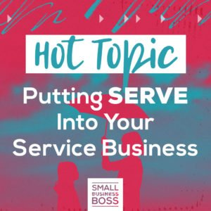 Your service business