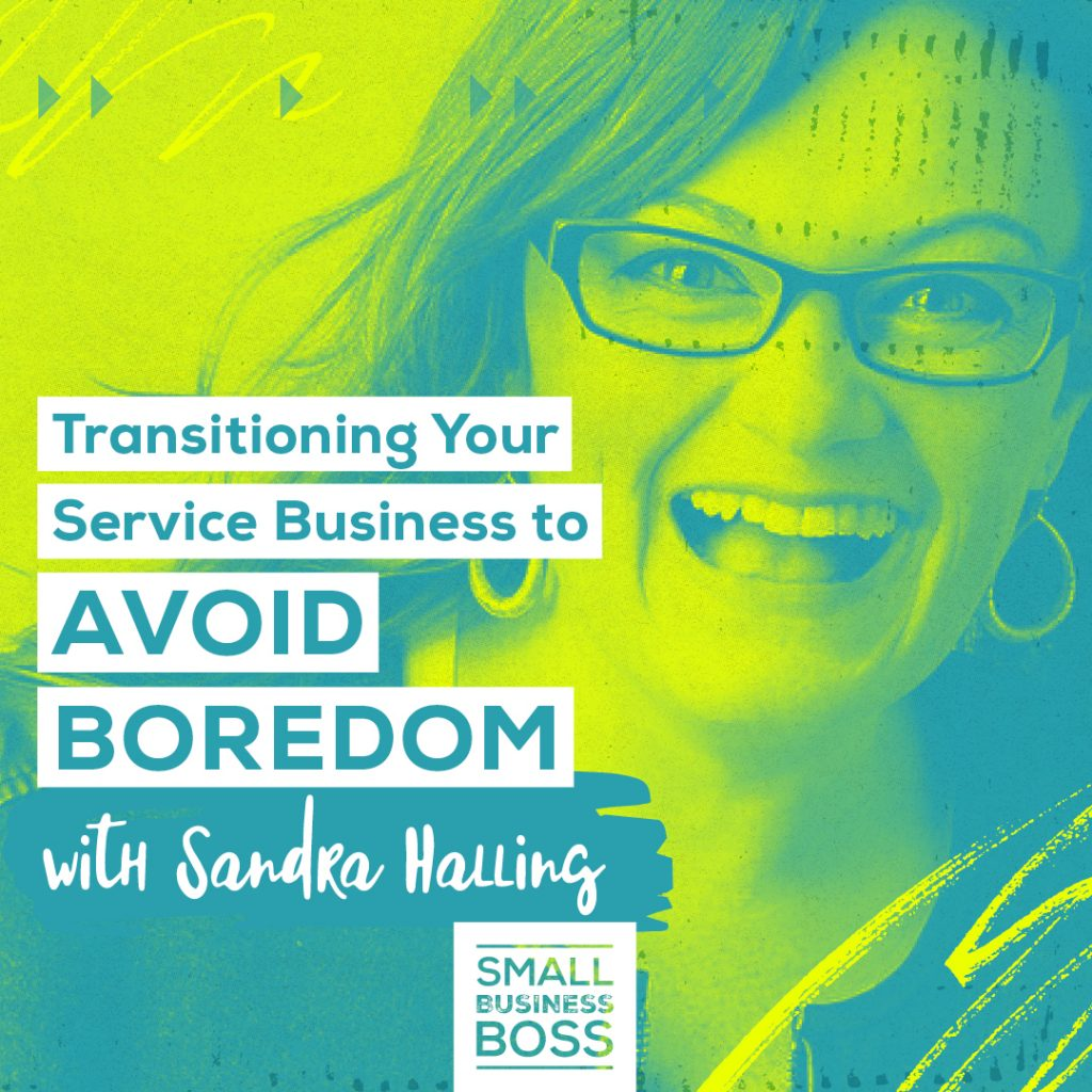 Transitioning your service business