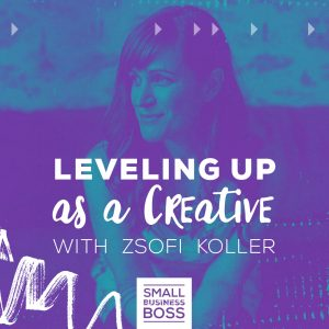 Leveling up as a creative