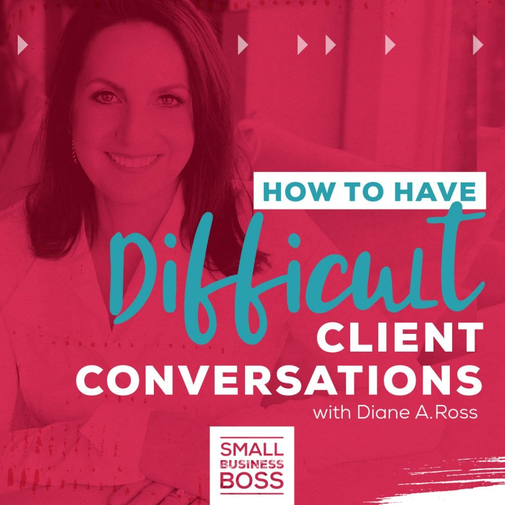 Difficult client conversations