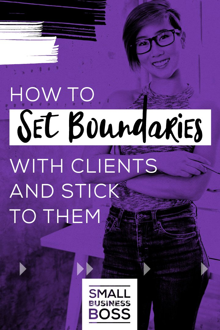 Setting boundaries with clients can sometimes feel like a minefield. You want to deliver top-notch service but not spread yourself too thin or overcommit, so finding the right balance is key. *Pin this post for some ideas on how to set and stick to boundaries with your clients.* #servicesbusiness #boundarieswithclients #businessboundaries