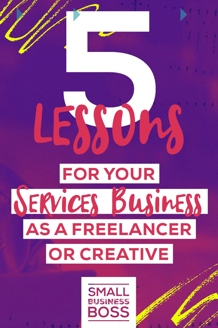 The start of a new year is the perfect time to reflect on where your business was and where it's going. *Check out this episode for our 2018 recap and some lessons we learned along the way.* #servicesbusiness #tipsforfreelancers #smallbusinesslessons