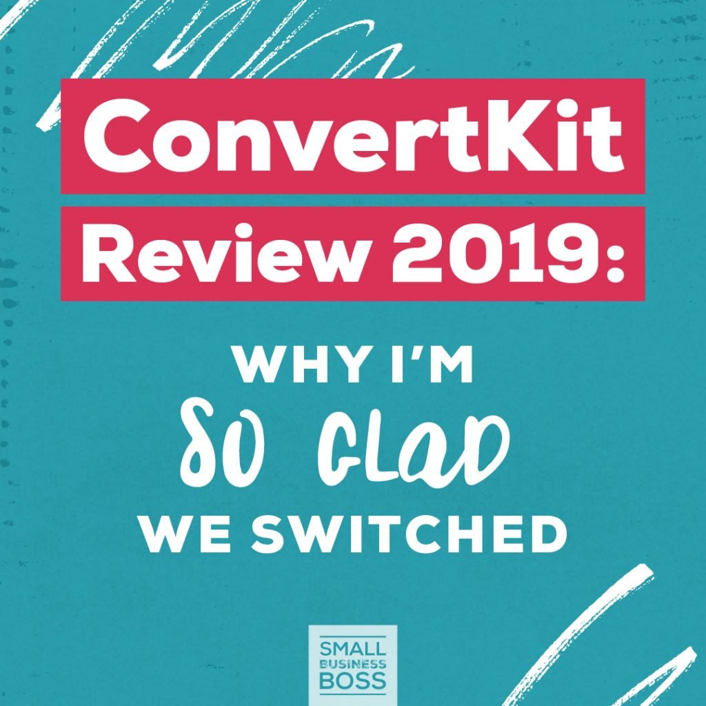 ConvertKit review 2019