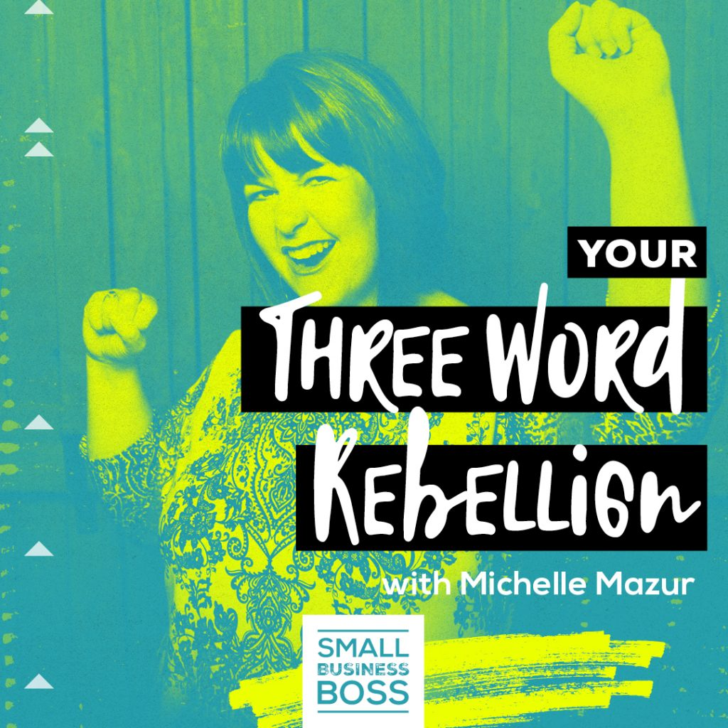 Three Word Rebellion