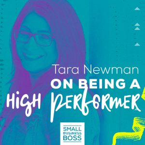 being a high performer