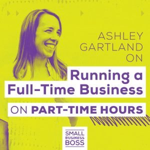 full-time business on part-time hours