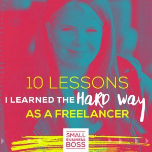 Lessons for Freelancers