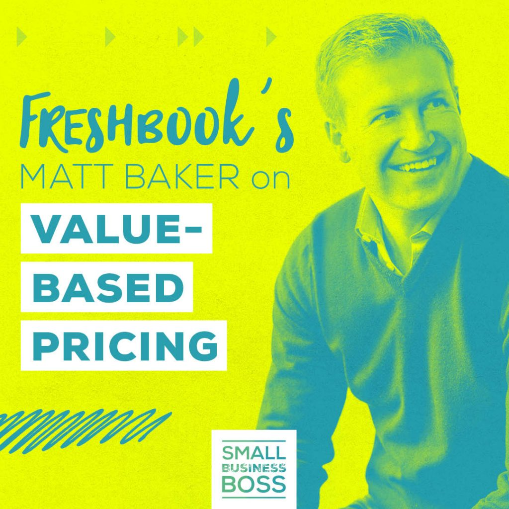 Value-based pricing for freelancers