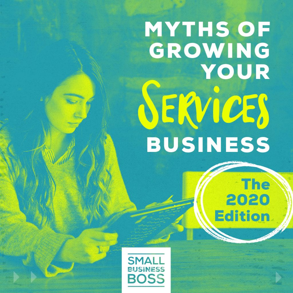Growing a service business in 2020