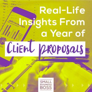 client proposals