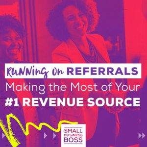 Running on referrals