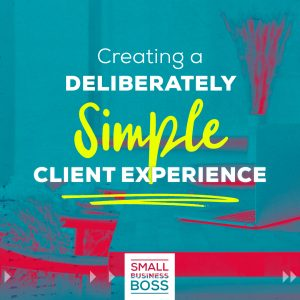 Simple client experience