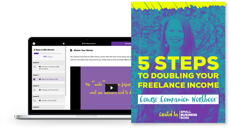 Double Your Freelance Income