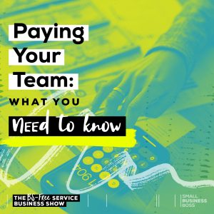 paying your team