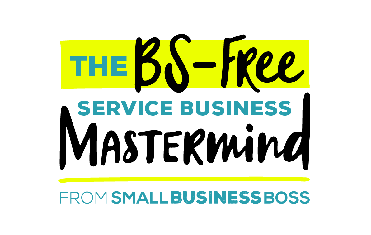 BS Free Service Business Mastermind Black