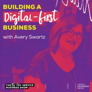 Digital-first business