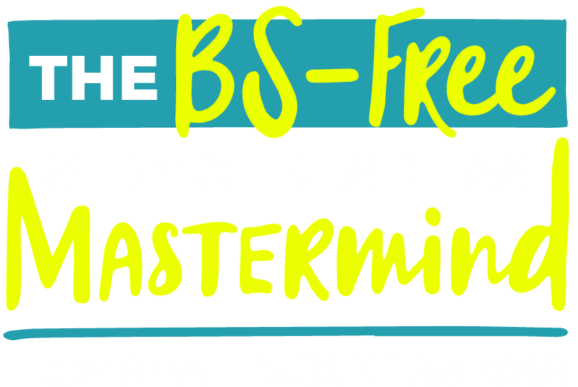 SBB About BS-Free Mastermind Logo