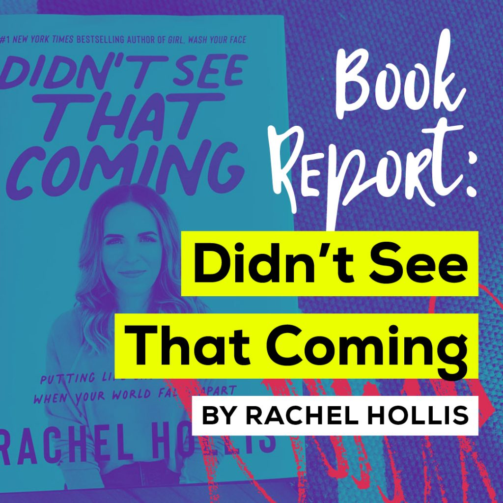 Rachel Hollis Book Report