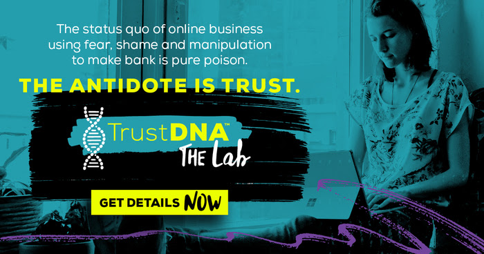TrustDNA, The Lab sign up now